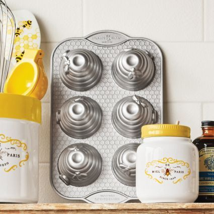Nordic Ware Beehive Cakelet Pan, available at #surlatable