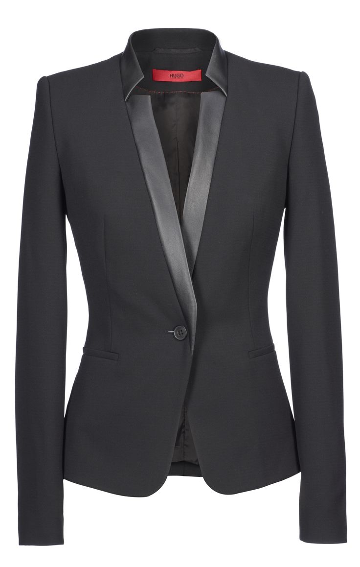 Sharp blazer! Hugo Boss