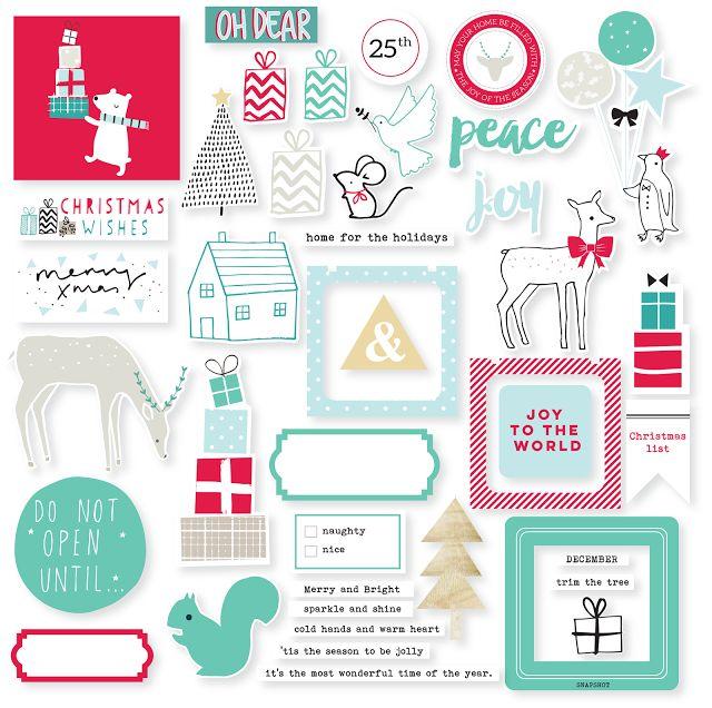 Pinkfresh Studio: Christmas wishes reveal