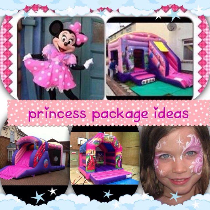 Princess package ideas