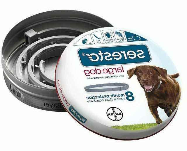 seresto dog collar side effects
