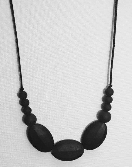 Vanessa - Silicone Teething Necklace