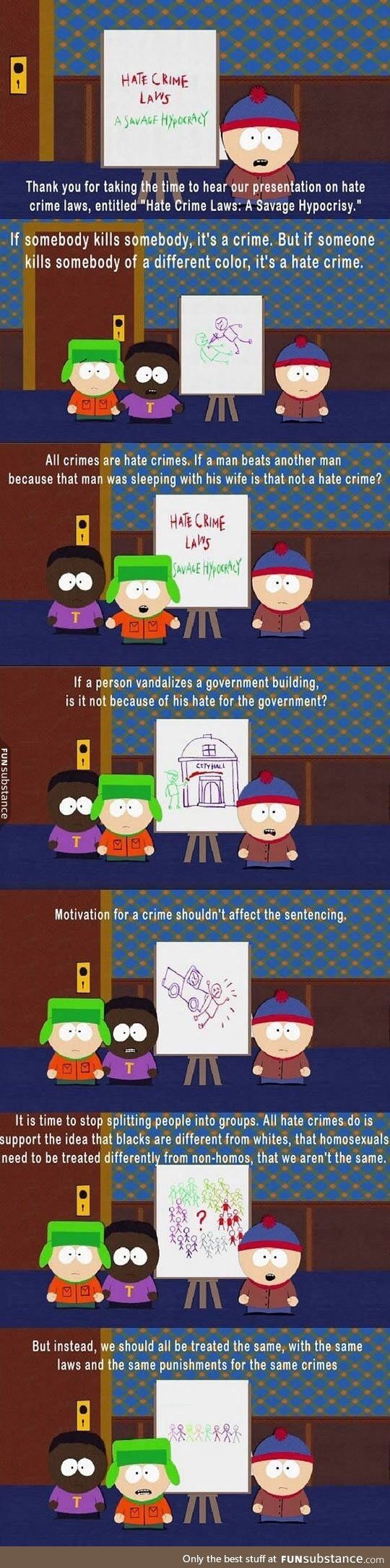 Why South Park is Important