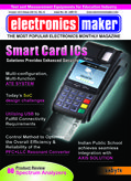 Electronics Maker  Magazine is available by FREE subscription as an electronic (PDF) download or as a browser (E-zine) version. The magazine contains technical articles, case studies, application notes, product information, business and financial news, and a wide variety of other information relevant to the electronics industry. A print version of the publication is available by paid subscription... http://electronicsmaker.com/magazine/