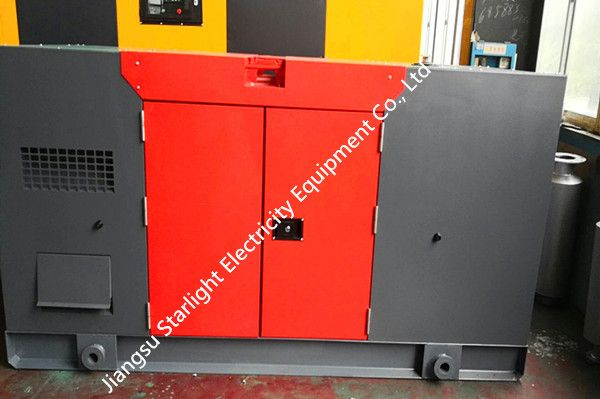 Starlight Silent Diesel Generator Adopts Vibration Isolation Noise Reduction Sound Insulation Sound A Diesel Generator For Sale Diesel Generators Generation