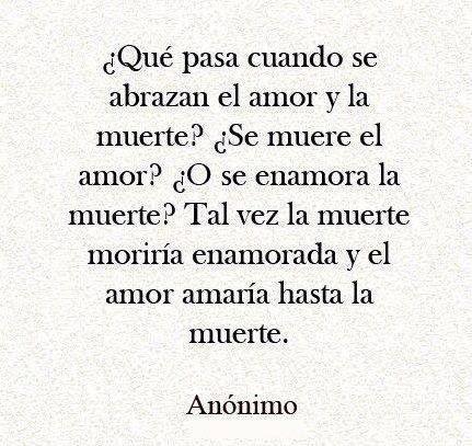 Que pasa? Accion poetica Amor :)