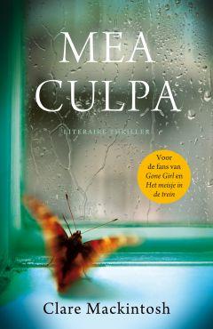 Nieuw Boek: Dé thrillersensatie van dit voorjaar heet 'Mea culpa'
