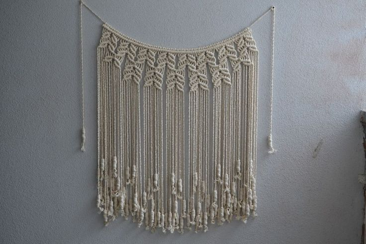 Home Decorative Modern Macrame Wall Hanging | Crafts, Handcrafted & Finished Pieces, Home Décor & Accents | eBay!