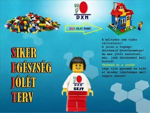 DXN Siker Egészség Jólét Terv A SEJT