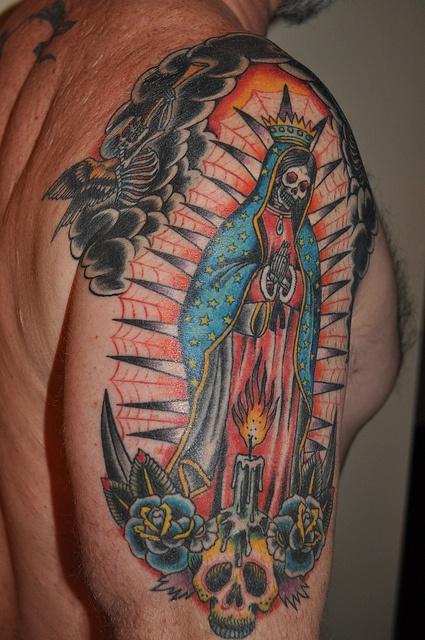 124 best guadalupe tattoos images on pinterest. Black Bedroom Furniture Sets. Home Design Ideas