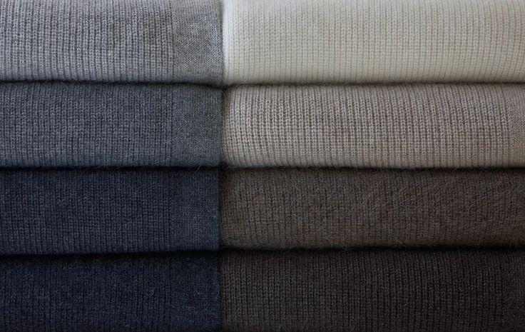 Bemboka Chain Rib Angora/merino wool throw | Buy Online
