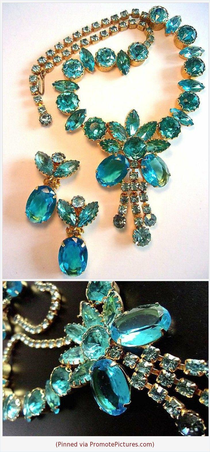 Art Deco Jewelry Earrings Vintage Necklace Bracelet Gift-for-Her Vintage gifts. Vintage 50s Jewelry Sterling Silver Set