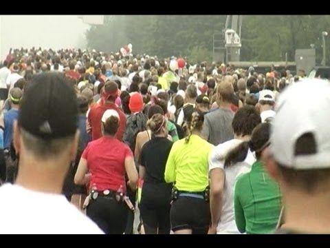 Grandma's Marathon Duluth Minnesota, news clips 2013