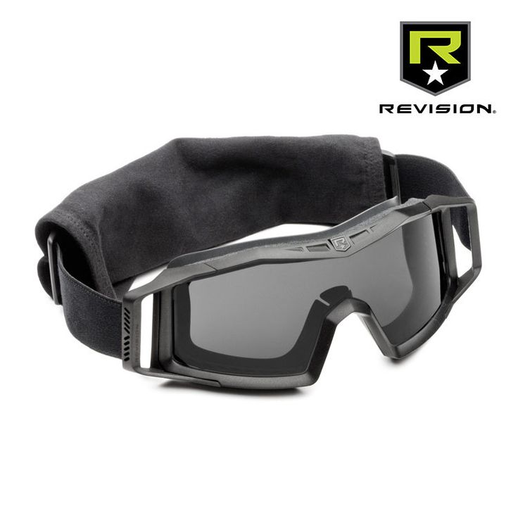 Revision Military 4-0307-0241 Wolfspider Goggle Basic Kit