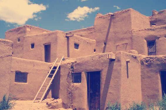 Urfa-kerpiç evler