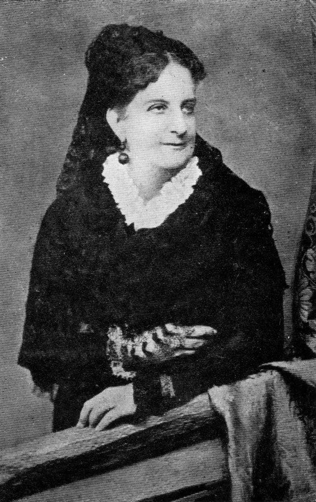Condessa de Iguaçu, filha de d. Pedro I e da marquesa de Santos