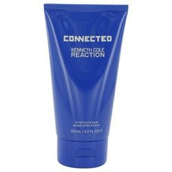 Kenneth Cole Reaction Connected by Kenneth Cole After Shave Balm 5 oz (Men)