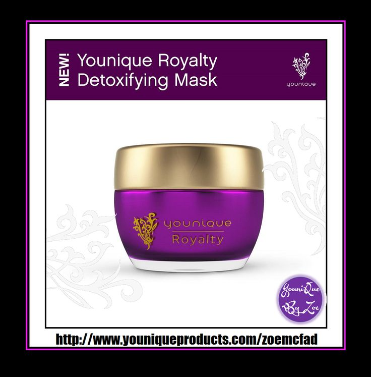 Royalty Detoxifying Mask Oxygenate your skin  appearance Rejuvenate and reveal the natural beauty of your skin! This bamboo charcoal mask absorbs toxins and impurities while reintroducing oxygen to your skin with a foaming, tingling sensation. The gentle exfoliating properties remove dead skin cells, and tree oils and vitamins help nourish and condition skin.   #YOUNIQUE #australia #newzealand #germany #spain #france #canada #usa #uk #mexico #hongkong #beauty #makeup