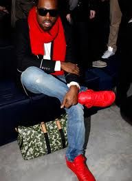 Kanye West Style Spotlight: From College Dropout to Yeezus. Click here. #fashion #style
