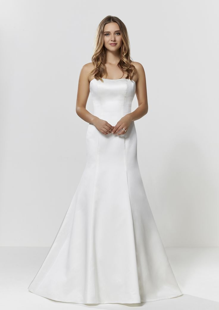 FitnFlare Wedding Dress - Check out our Custom Pin Options #CustomWeddingDress