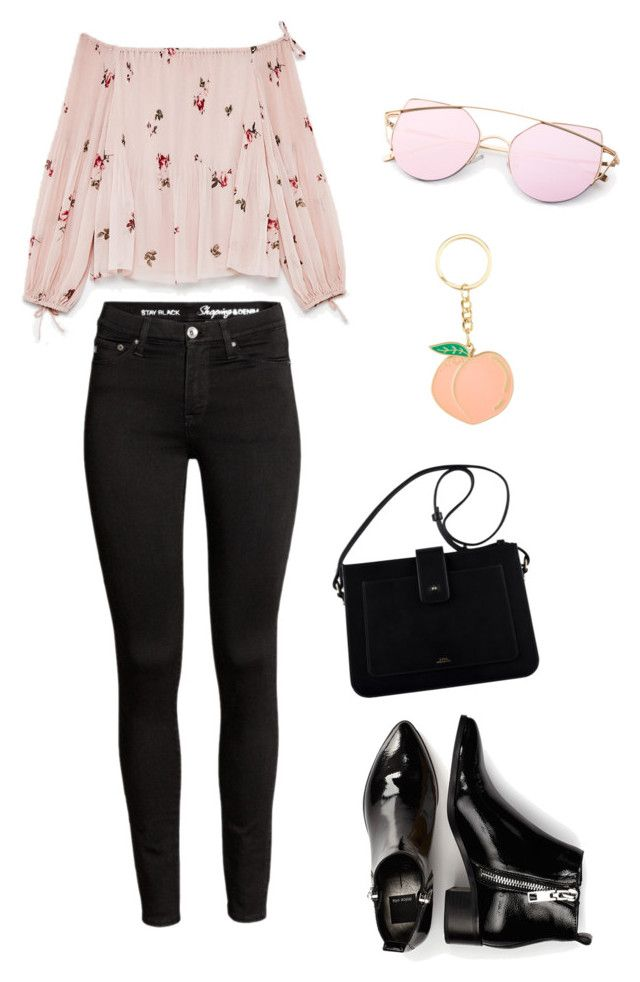 """Sin título #22"" by sollange-nanco on Polyvore featuring moda y Dolce Vita"