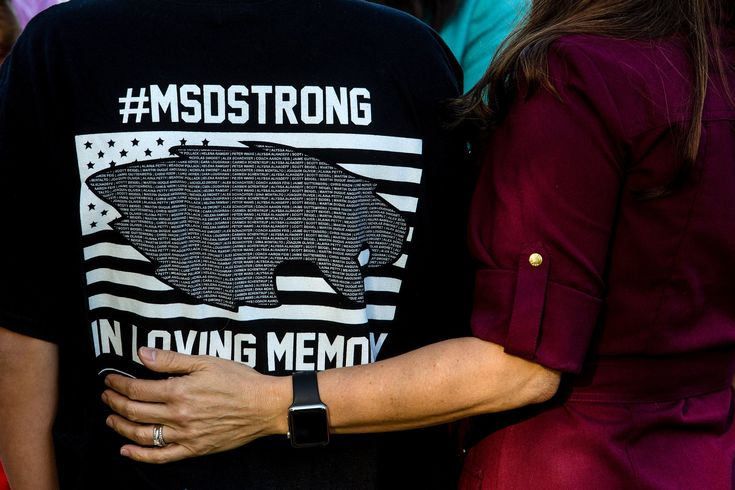 Scared but Resilient Stoneman Douglas Students Return to Class