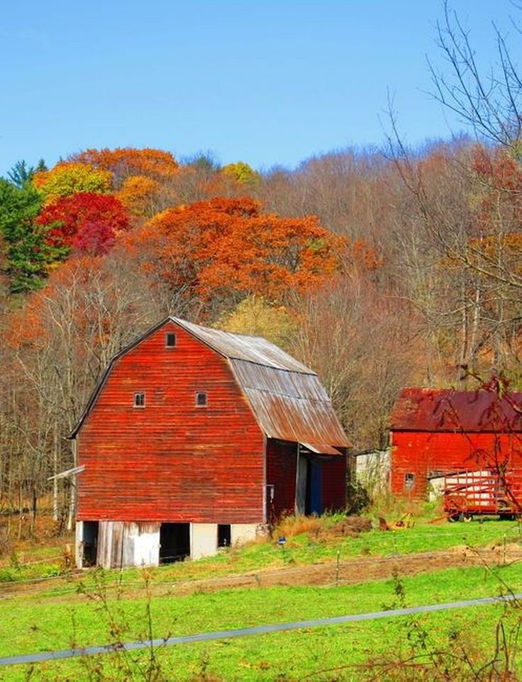Stunning Red Barn You'll Actually Want To Know 7