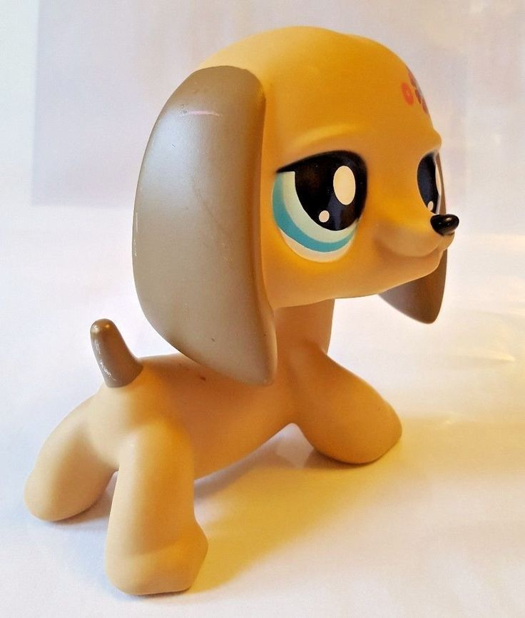 Littlest Pet Shop Dachshund Jumbo Deco Puppy C031G Blue Eye Bobblehead 4 5. 303 best Hasbro Littlest Pet Shop LPS images on Pinterest