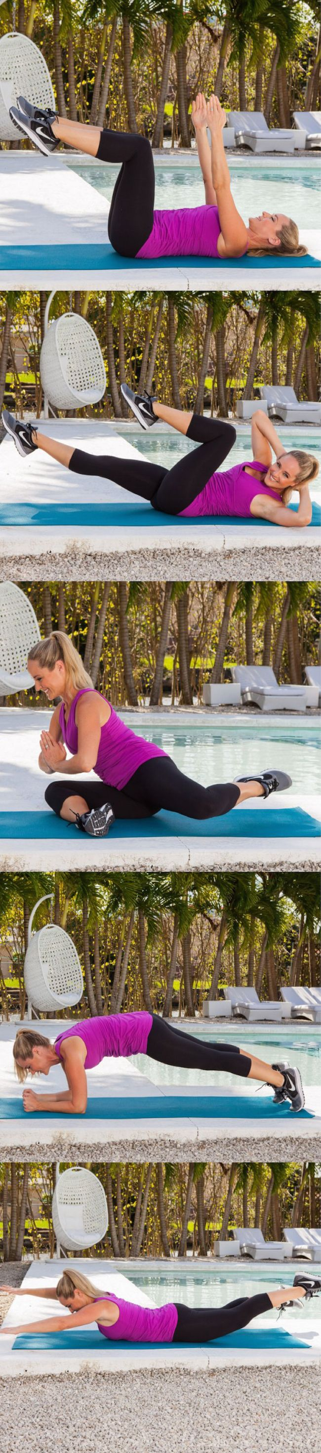 Muffin Top Melter! The 11 Best Muffin Top Exercises