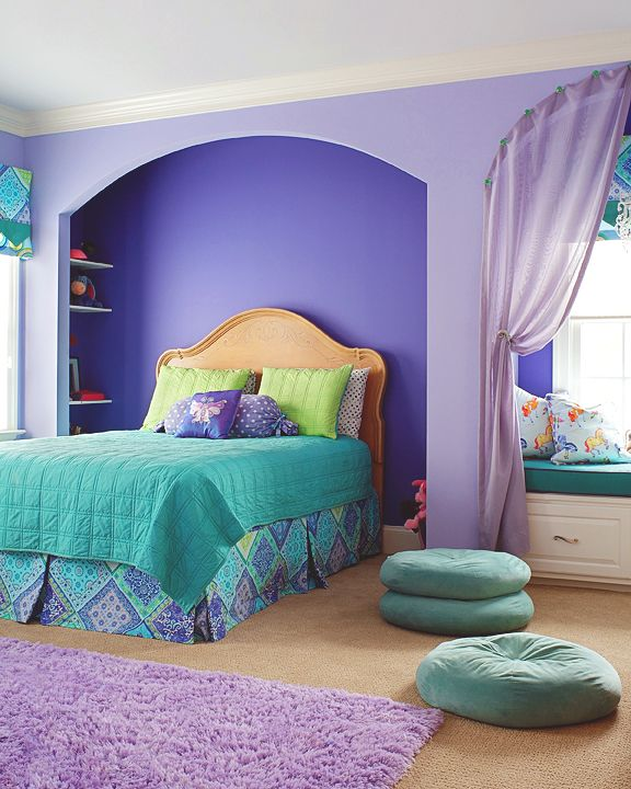 Bedroom Teenage Small Girls Room Purple Large Size: Best 25+ Purple Teen Bedrooms Ideas On Pinterest