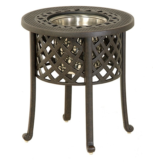 10 best images about hanamint outdoor patio furniture on for Outdoor furniture end tables