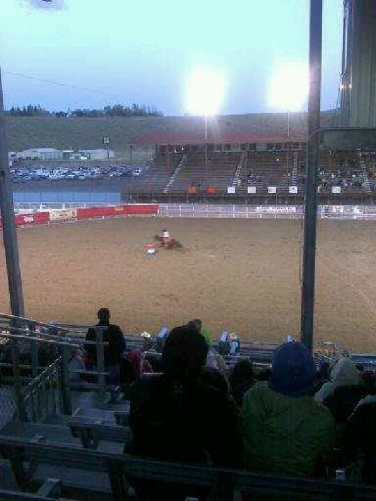 Cody Rodeo, Cody Wyoming! @Kaylyn Tanner Nance(Cornwell)          Remember that guy dancing in his underwear!?