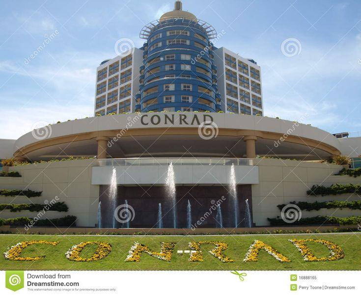 Conrad Luxury Hotel, Uruguay Editorial Image - Image: 16888165