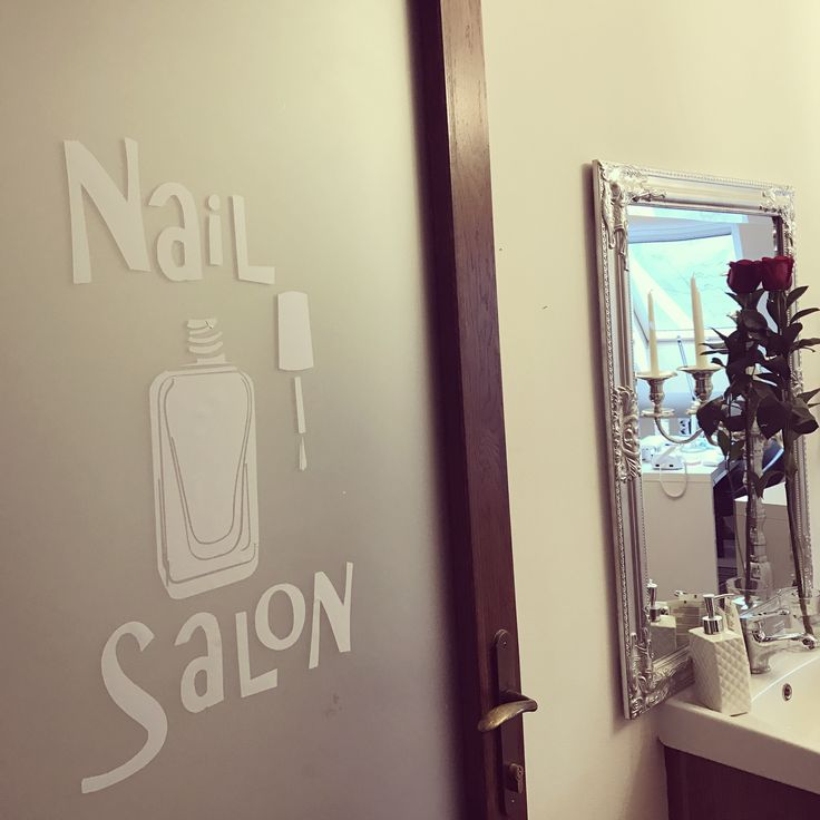 Nailsalon,decor