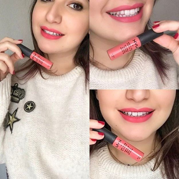 Lipstick Shades for Fair Skin: NYX Antwerp | 10 Alluring Lipstick Shades for Fair Skin Tone