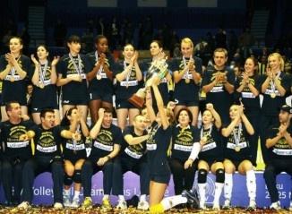 Kadınlar Voleybol Şampiyonlar Ligi Şampiyonu FENERBAHÇE Universal