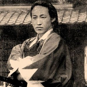 Hijikata Toshizō (also known as the Demon Vice-Commander 鬼の副長, oni no fukuchou, May 31, 1835 – June 20, 1869) was the vice-commander of Shinsengumi, a great swordsman and a talented Japanese military leader who resisted the Meiji Restoration.
