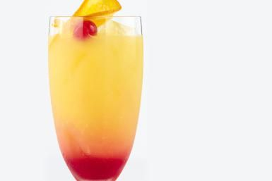 Tequila Sunrise Margarita - Brian Macdonald / Photodisc / Getty Images