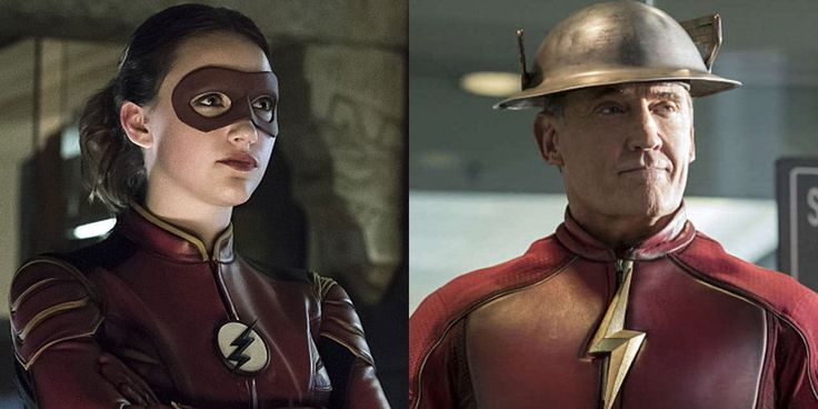 """Jesse Quick & Jay Garrick Return in The Flash Synopsis          A synopsis for an upcoming episode of The Flash confirms the return of Violett Beane's Jesse Quick and John Wesley Shipp's Jay Garrick. The two will team up with the Flash (Grant Gustin) to stop a nuclear explosion.    In the last episode of The Flash, Barry Allen was finally cleared of the charges made against him.    Attention!!! This is Just an Announce to view full post click on the """"Visit"""" Button Above"""
