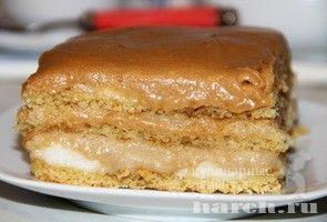 Торт Кофейная кантата, torty sladkaya vypechka i deserty