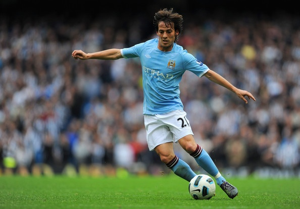 The most key player on the team in my opinion, David Silva