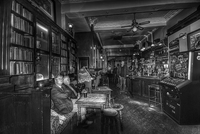 The Beehive Pub, Paradise Street, Liverpool