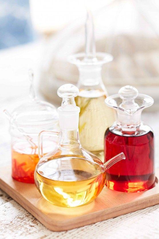 Glass Condiment Set main image