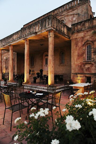 Angelo is a restaurant located at the old Sikelianos Villa.  Sikalianos is one of the most famous poets in Greece.