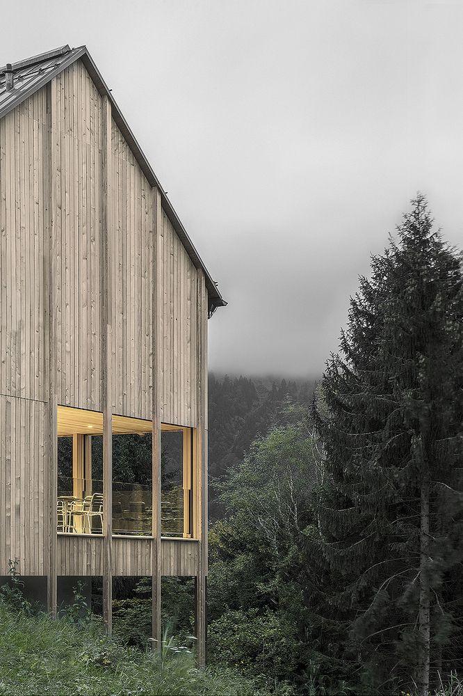Gallery of Haus am Stürcherwald / Bernardo Bader Architekten - 10