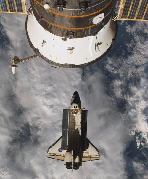 space shuttle mission landmark accomplishments - photo #11