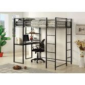 Found it at Wayfair - Roc Contemporary Bunk Bed