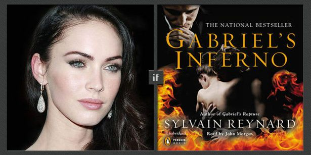 Megan Fox as Christa Peterson: Gabriel's Inferno? Support this movie proposal or make your own on IF List.