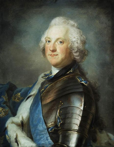 Adolf Frederick, King of Sweden