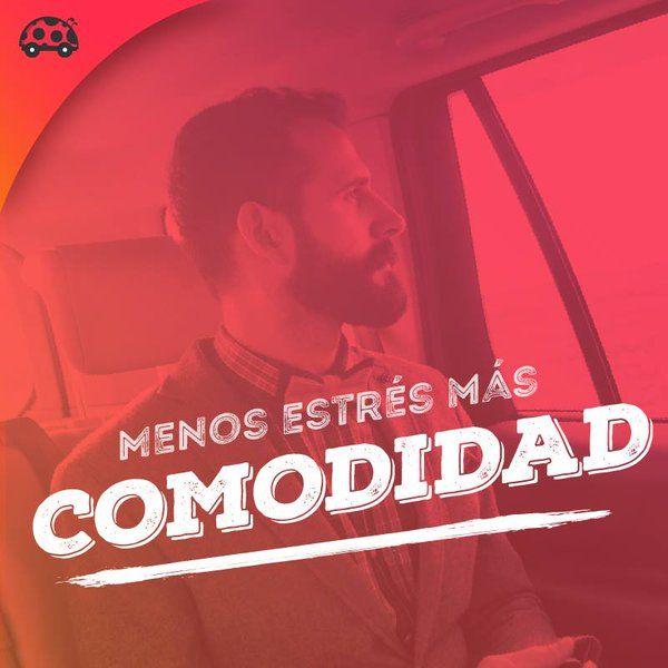 ¡Olvídate del tráfico o las dificultades para encontrar estacionamiento en la #cdmx! #BuggyRides es la primer app de transporte urbano 100% mexicano.   buggyrides.com